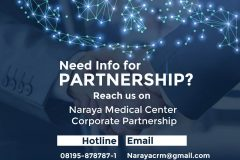 Need info for partnership?
